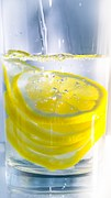 water-with lemon